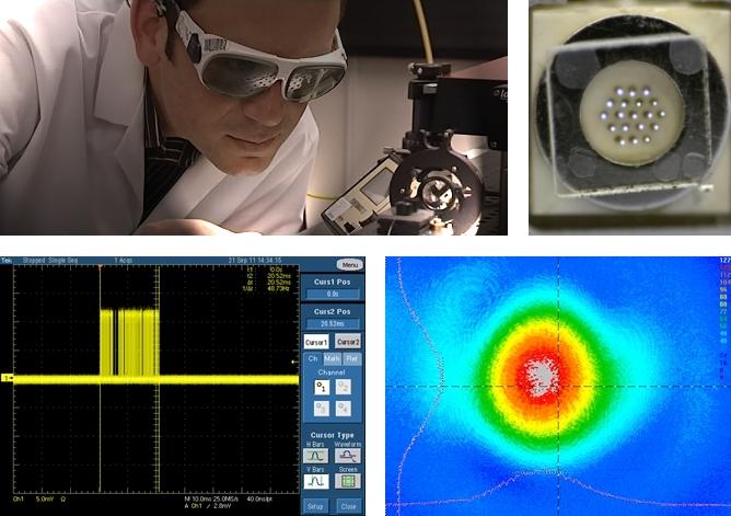 Laboratory type photos